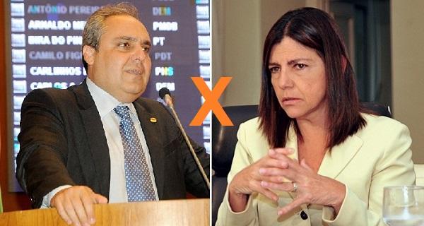 MARCELO TAVARES E ROSEANA SARNEY.