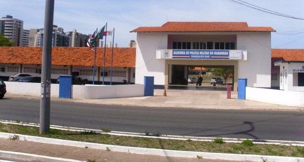 """Academia de Polícia Militar do Maranhão """"Gonçalves Dias"""" (São Luís)."""