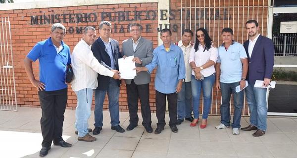 MP PEDE ANULAÇÃO DO PROCESSO DE CONTRATAÇÃO DA ODEBRECHT AMBIENTAL PELA PREFEITURA DE SÃO JOSÉ DE RIBAMAR.