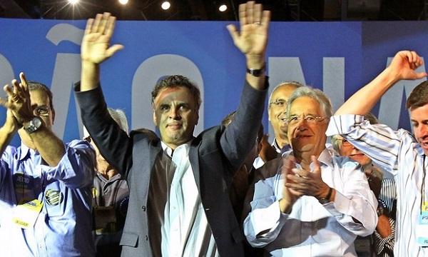 Aécio Neves (PSDB).