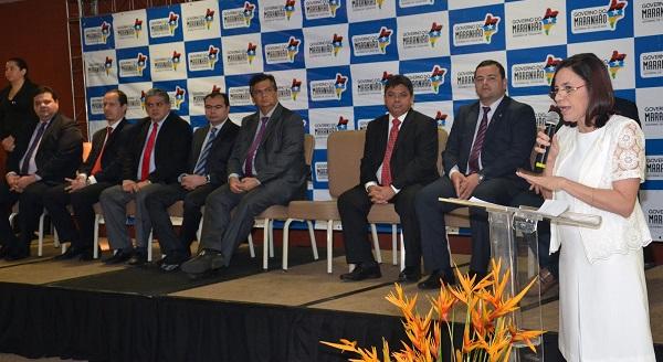 A secretaria Áurea Praseres destacou que o Maranhão foi o primeiro estado a apresentar o maior número de planos municipais consolidados.