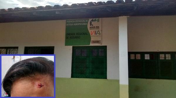 AGED- UNIDADE REGIONAL DE ROSÁRIO.