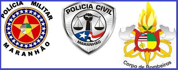 AS POLICIAS SERÃO VISTAS PELO GOVERNO FLÁVIO DINO.