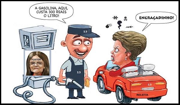 AUMENTO DE GASOLINA.