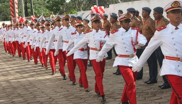 Governo entrega torre de treinamento operacional para Academia de Bombeiros Militar.