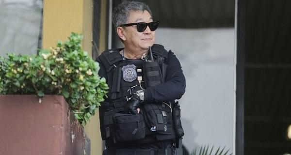 JAPONÊS DA FEDERAL QUE GOSTA DE CONDUZIR PRESOS TAMBÉM PODE FICAR PRESO POR CORRUPÇÃO.