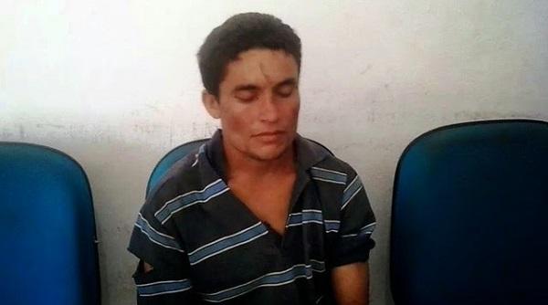 Antonio da Conceição Sousa, 26 anos.