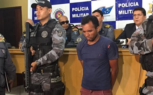 Assassino e estuprador da menina Alanna Ludmila, Robert Serejo vai ser julgado no júri popular em Paço do Lumiar.