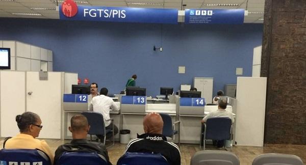 Caixa divulga calendário de saques do FGTS inativo de 2017.
