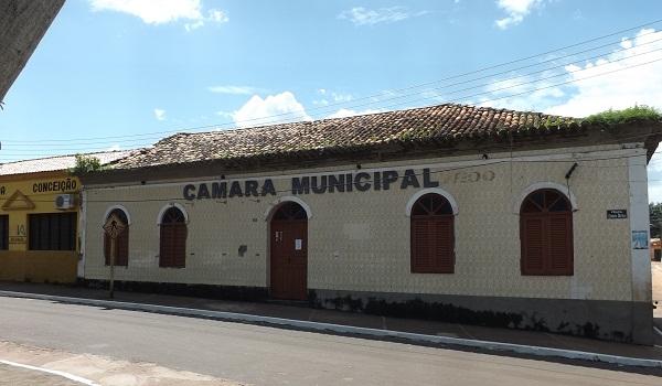 O PRESIDENTE DA CÂMARA DO MUNICÍPIO DE ICATU ESTA INADIMPLÊNTE NO TCE-MA.