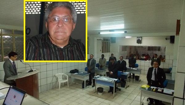 CÂMARA DE VEREADORES DE ROSÁRIO.