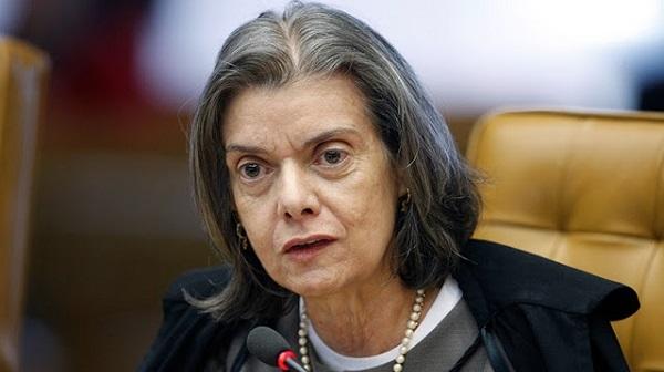 Presidente do Supremo Tribunal Federal (STF) e do Conselho Nacional de Justiça (CNJ), Cármen Lúcia.