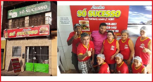 CASA DE LANCHES NO B.SÃO BERNARDO.