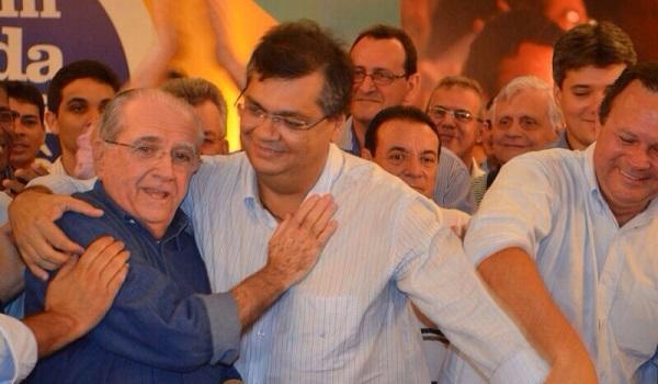 CASTELO E FLÁVIO DINO.