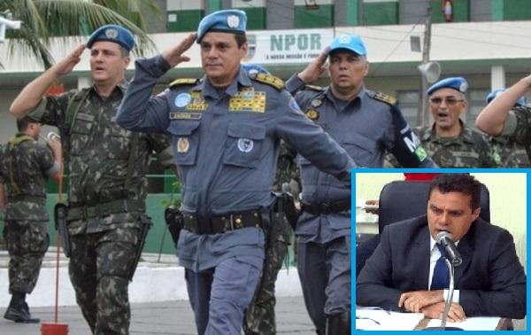 Conheça o Perfil do pré-candidato a deputado estadual vereador Coronel Egídio Augusto Amaral Soares.