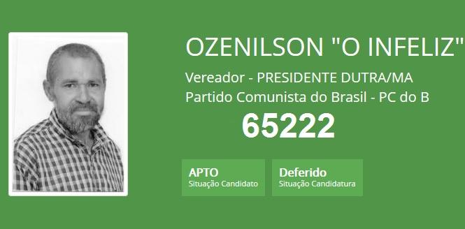 COVEIRO VIRA FENÔMENO DE VOTAÇÃO.