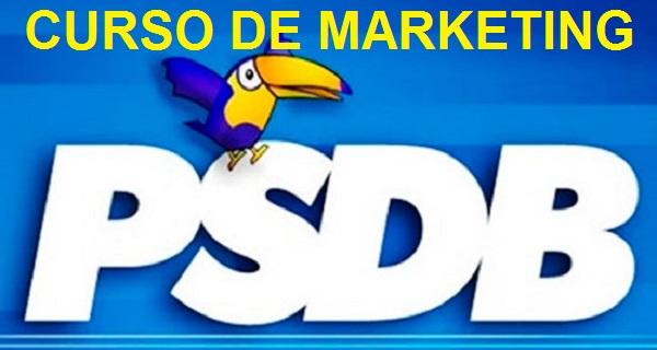 Partido PSDB realiza curso de Marketing Político Digital no auditório da Assembleia.