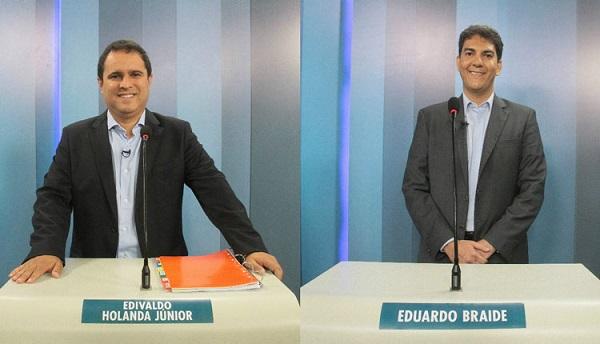 Debate na TV Mirante sobre o 2º turno em São Luís, acontece nesta sexta-feira (28).