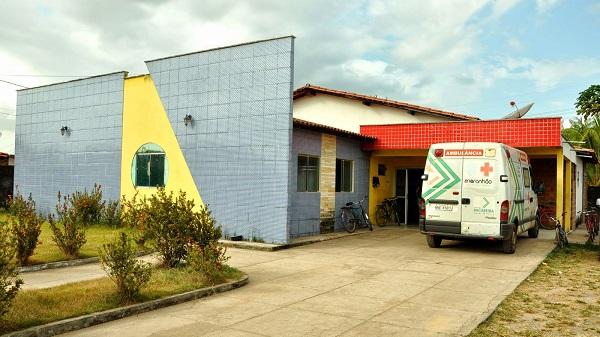 Centro de Saúde de Peri de Baixo.