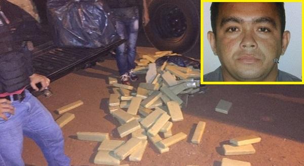 Cabo da PM é preso com cerca de 300 kg de maconha no Maranhão.