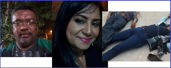 Ex-secretário de Madeira em Imperatriz atira em mulher e depois comete suicídio.
