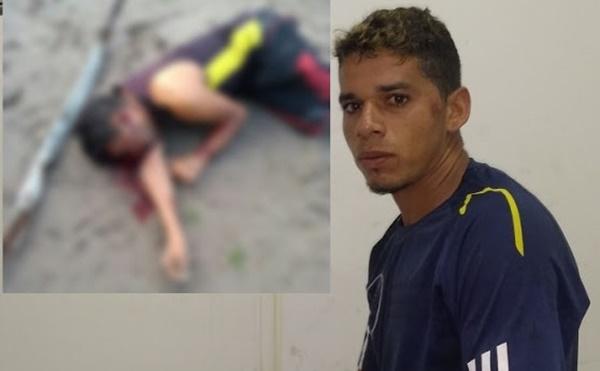 Polícia prende suspeito de matar homem a pauladas em Santo Amaro.