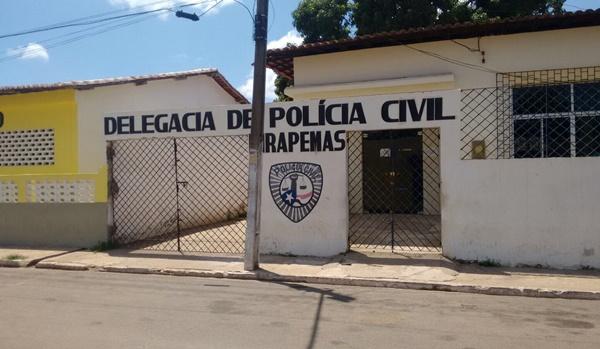 ABSURDO: Bandidos roubam submetralhadora da delegacia de Pirapemas.