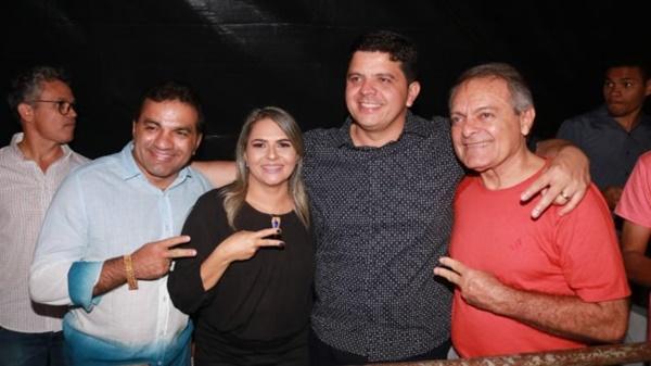 Deputado Josimar Maranhãozinho cumpre agenda política no Sul do Maranhão e recebe apoio de lideranças.