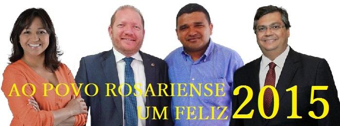 WILLAME ANCELES E O GOVERNADOR FLÁVIO DINO, OTHELINO NETO E ELIZIANE.