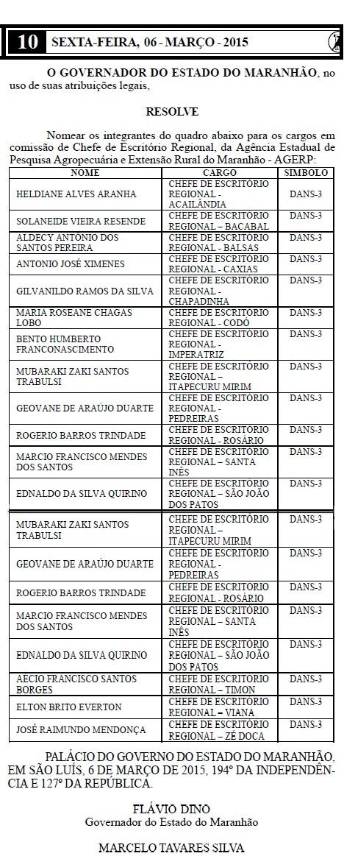 DIÁRIO OFICIAL AGERP.