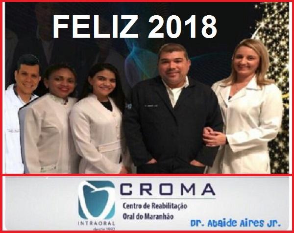 Dr. Ataide Aires Jr. deseja um Feliz 2018 a todos os clientes e amigos.