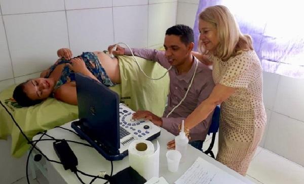Prefeitura de Axixá realiza ação social no povoado Centro Grande.
