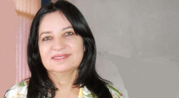 Ex-prefeita Irene Soares.