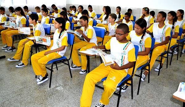 ESCOLAS MUNICIPAIS DE BACABEIRA SEGUIRÃO O CALENDÁRIO DETERMINADO PELO MINISTÉRIO DA EDUCAÇÃO.