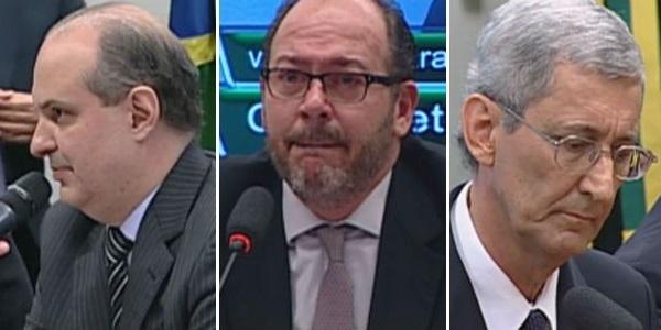 Dalton Avancini, Eduardo Leite e João Ricardo Auler foram condenados.