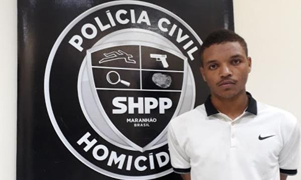 Polícia prende o terceiro assassino do delegado da PF em São Luís.