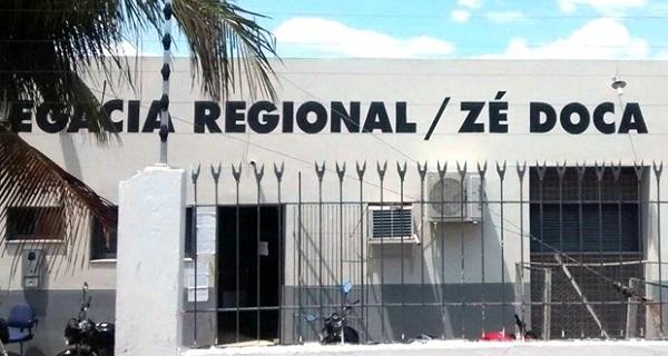 Delegacia Regional de Zé Doca (MA).