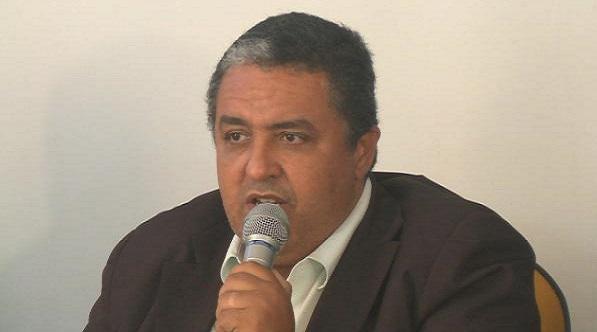 Delegado Jefrey Furtado.