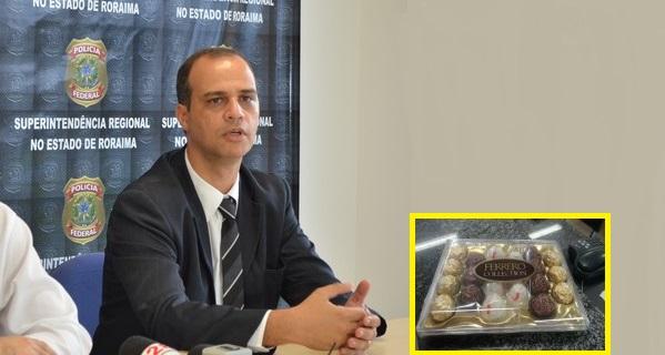 Delegado da Polícia Federal Agostinho Cascardo.