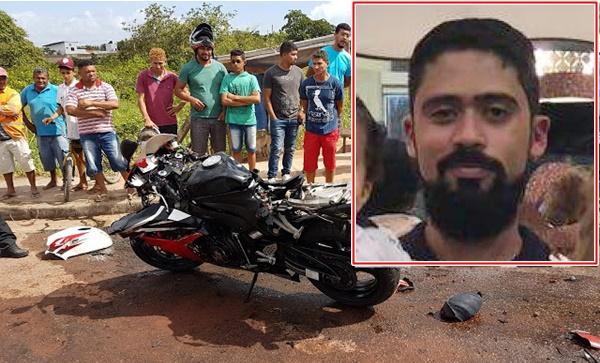 TRISTEZA: Dentista morre após acidente no Araçagy.