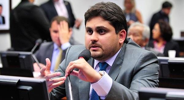 Deputado Juscelino Filho (DEM-MA).