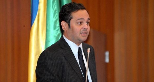Deputado estadual Carlos Filho (PRTB).