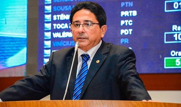 STJ suspende direitos políticos do deputado estadual Hemetério Weba.