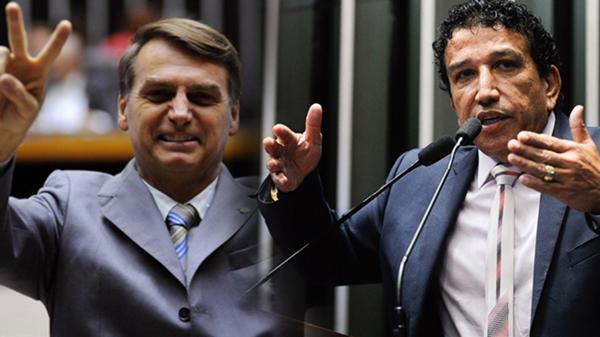 POLITICA: Jair Bolsonaro ameaça os planos do PR de ficar com Flávio Dino.