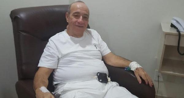 Desembargador Antônio Pacheco Guerreiro Júnior.