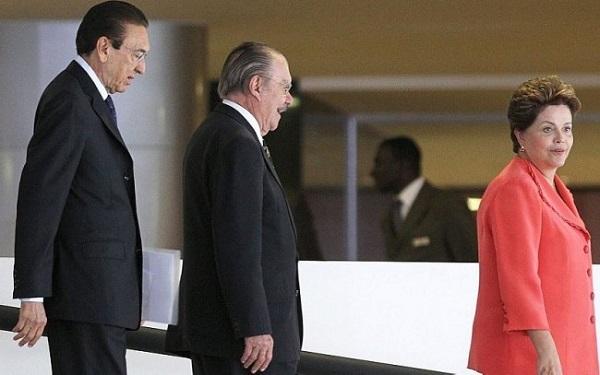 Dilma deixa Sarney e Lobão para trás.