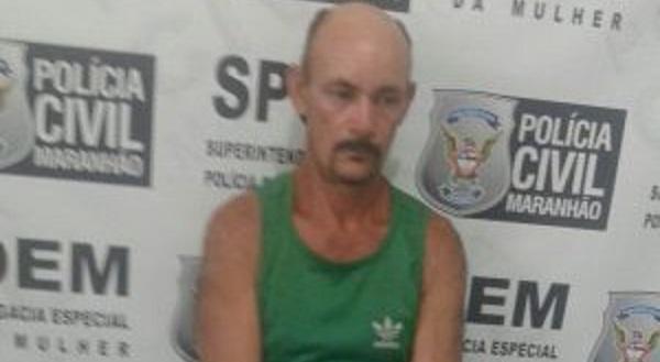 Em São Luís homem é preso por estupra sobrinhaque possui necessidades especiais.