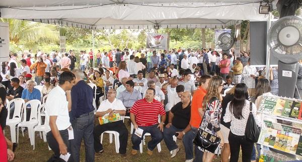 ENCONTRO DE AGRICULTORES FAMILIAR.