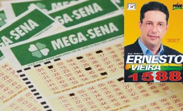 ERNESTO VIEIRA-SUPLENTE DE DEP.FEDERAL