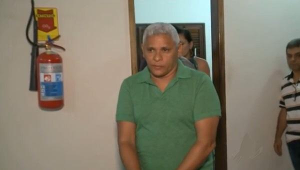 ESTELIONATÁRIO ROBERT SANTOS MONTEIRO.